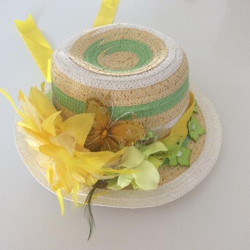 DIY Spring Hat