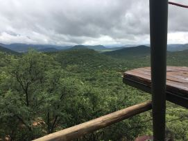 Zip Lining In Parys South Africa
