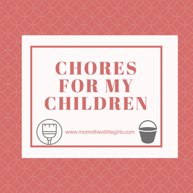 chores for my children