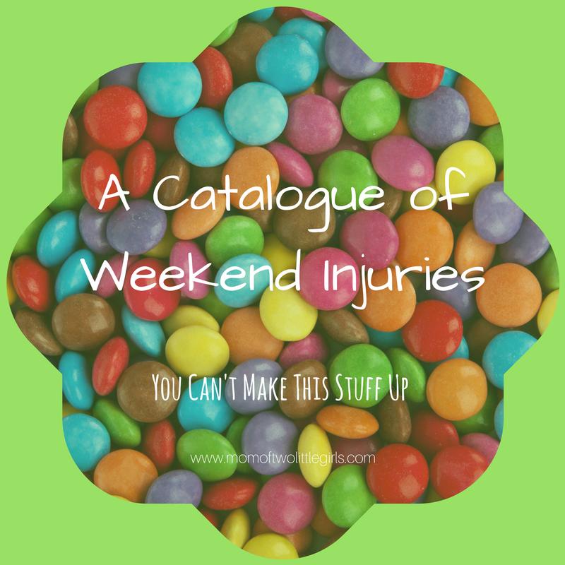Weekend Injury Report