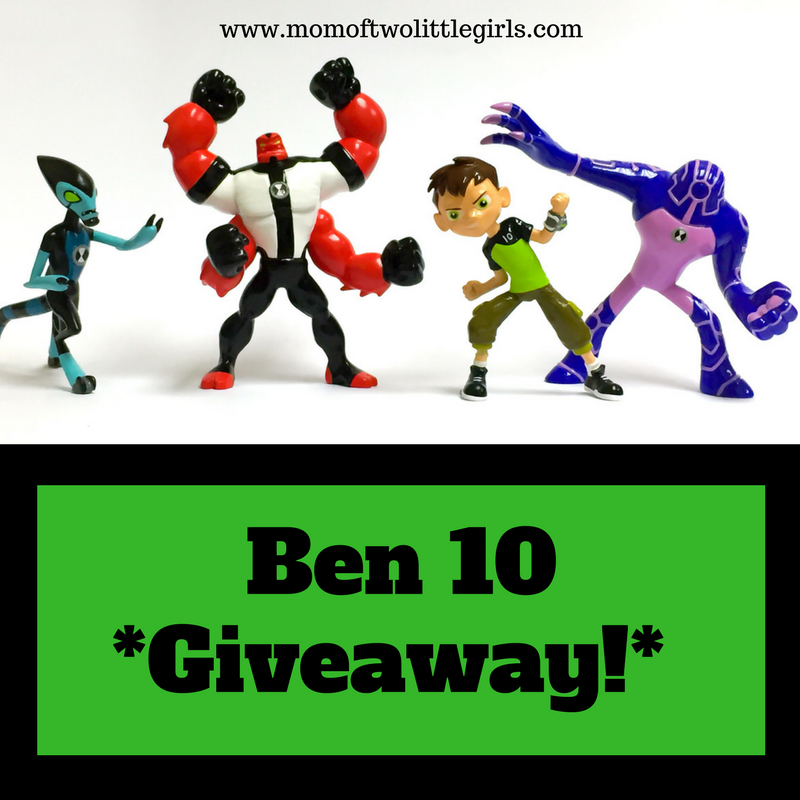Ben- 10-Giveaway- Time!