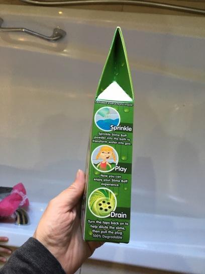 Zimpli Kids Green Slime Baff