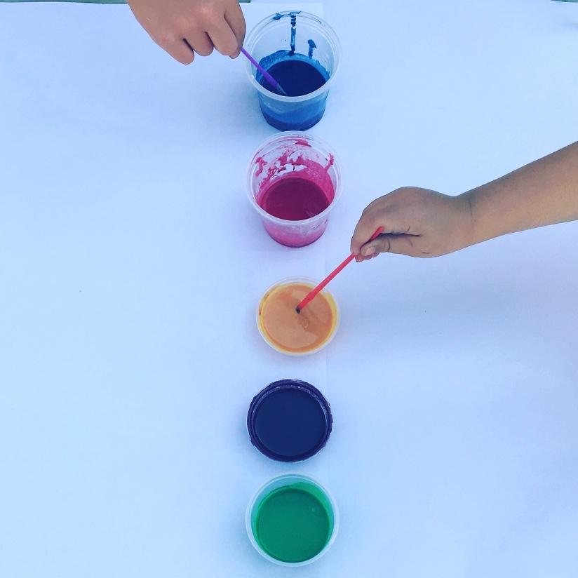 Homemade Paints DIY Motherhood