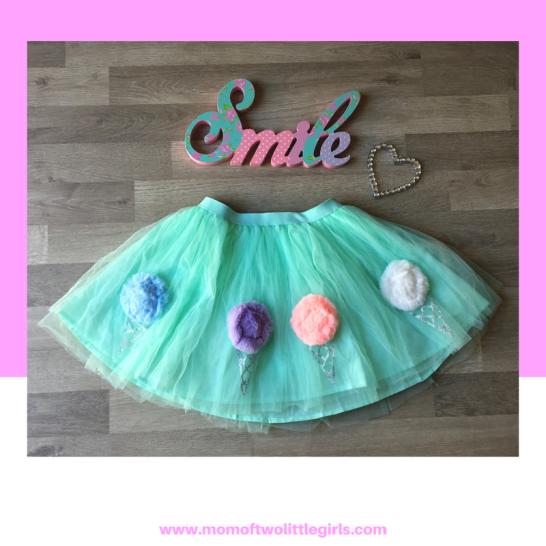 Online Shopping with Superbalist girls skirt