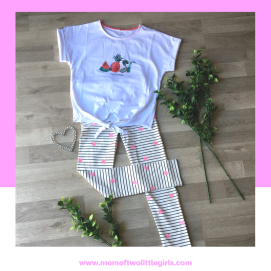 Online Shopping with Superbalist t-shirt and tights