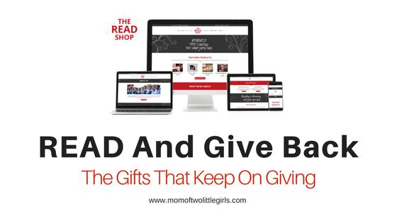 READ Educational Trust Gift Shop